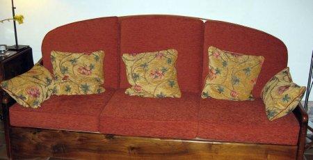 Canapé rénové